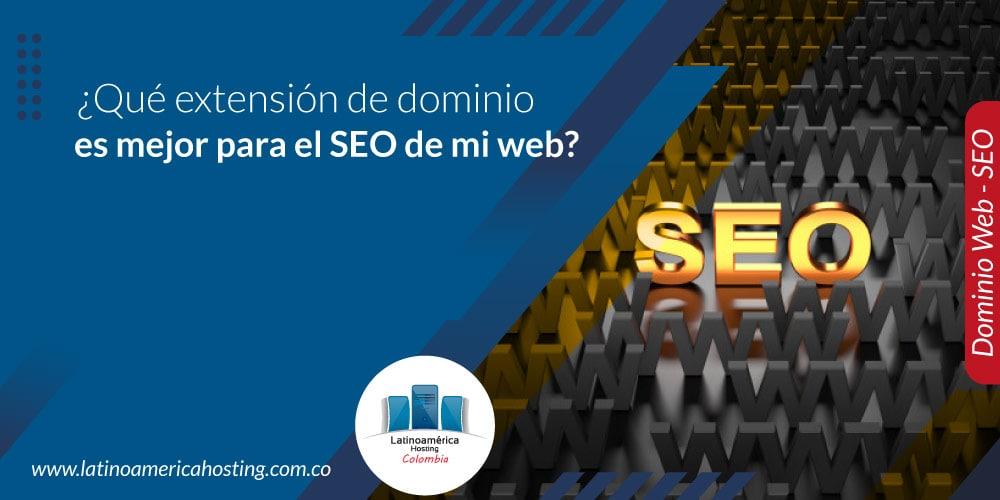 dominio web SEO